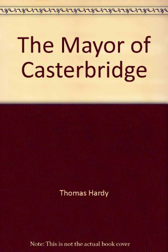 9780333334034: The Mayor of Casterbridge
