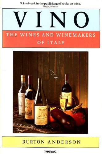 9780333334126: Vino: The Wines and Winemakers of Italy