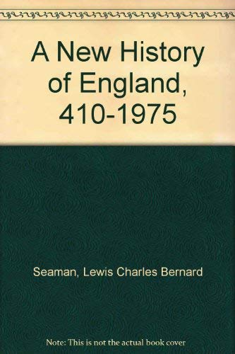 9780333334157: A New History of England, 410-1975