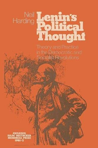 9780333335451: Lenin's Political Thought