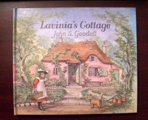 Lavinia's Cottage (9780333335710) by Goodall, John S.