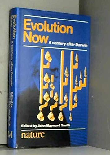 Evolution Now. A Century After Darwin.