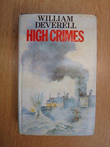 9780333336120: High Crimes