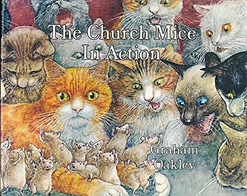 9780333336359: The Church Mice in Action