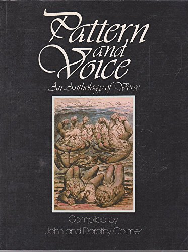 9780333337059: Pattern and Voice: Anthology of Verse