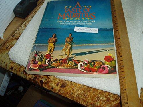 9780333340059: Jones & a: Taste of Mauritius PR