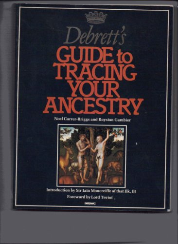 9780333340363: Debrett's Family Historian: Guide to Tracing Your Ancestry