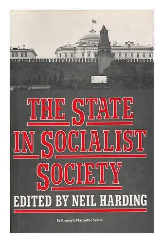 9780333340981: The State In Socialist Society