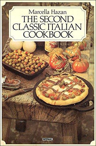 9780333341179: The Second Classic Italian Cookbook
