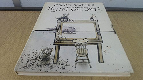 Ronald Searle's Big Fat Cat Book