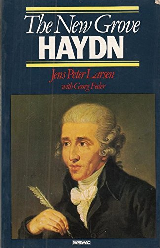 9780333341988: Haydn (New Grove Composer Biography )
