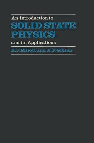 9780333344583: Introduction to Solid State Physics