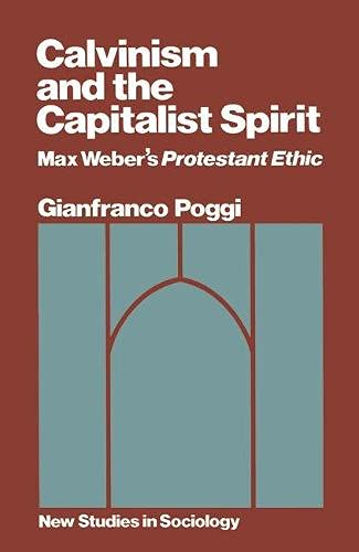 9780333345047: Calvinism and the Capitalist Spirit: Max Weber's