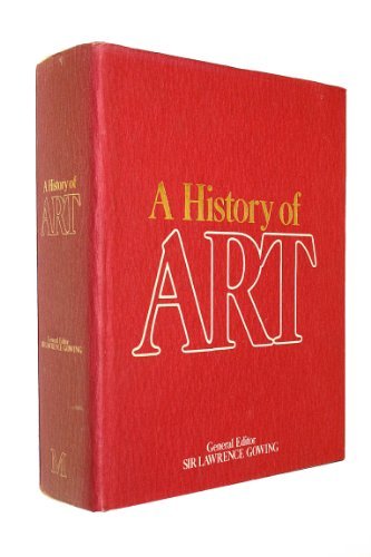 9780333346662: A History of Art