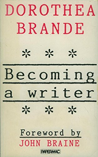 9780333346730: Becoming A Writer