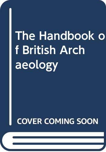 9780333348437: Handbook of British Archaeology