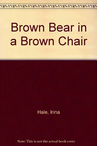 9780333348529: Brown Bear in a Brown Chair