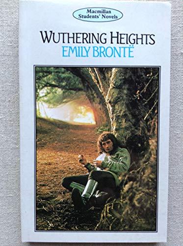 9780333348918: Wuthering Heights (Macmillan students' novels)