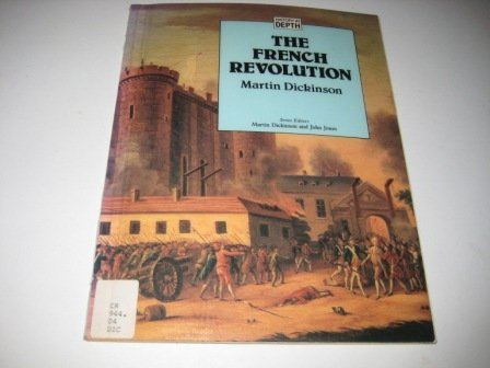 9780333350768: The French Revolution (History in Depth)