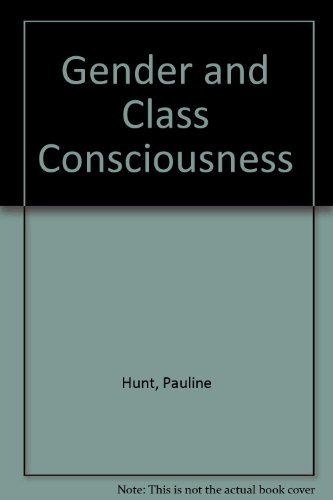 9780333351086: Gender and Class Consciousness