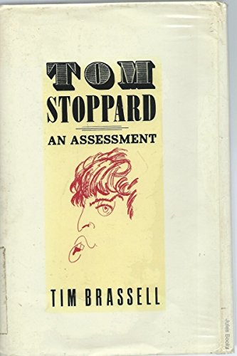 9780333351352: Tom Stoppard: An Assessment