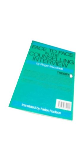9780333351444: Face to Face in the Counselling Interview: Training in the Human Sciences: a Course