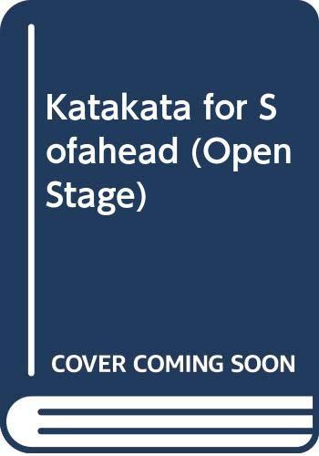 9780333351536: Katakata for Sofahead