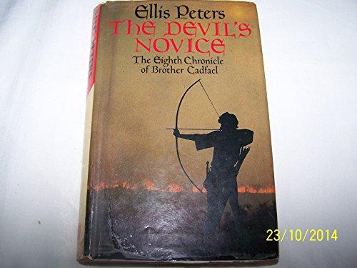9780333351703: Devil's Novice