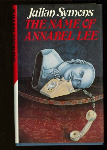 9780333351710: The Name Of Annabel Lee