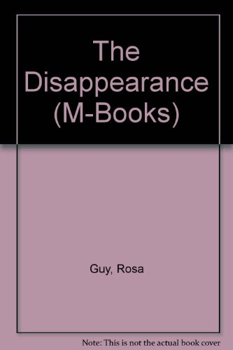 9780333352892: The Disappearance