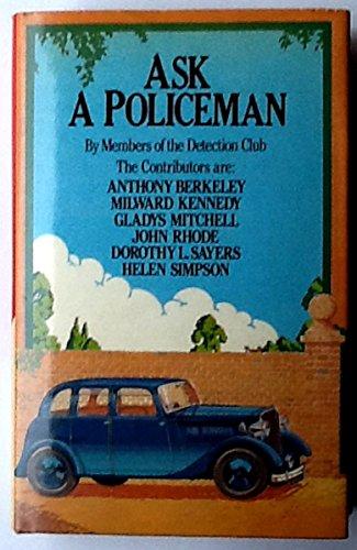 9780333353370: Ask a Policeman