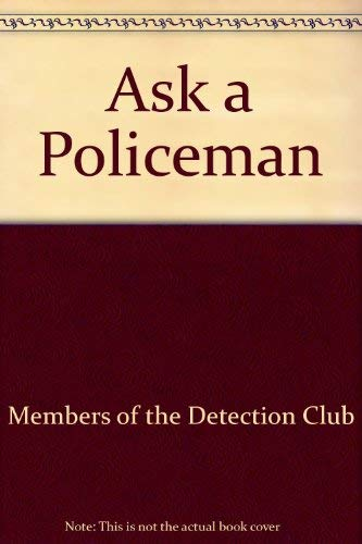 Ask a Policeman: Dorothy L. Sayers,