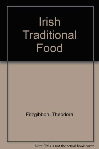 9780333353882: Irish Traditional Food