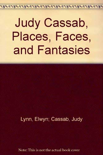 9780333356548: Judy Cassab, places, faces, and fantasies