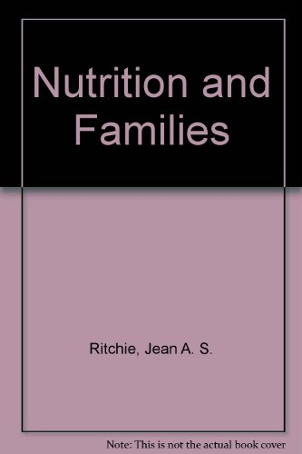 Nutrition and Families: Ritchie, Jean A.