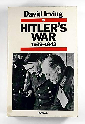 9780333357910: Hitler's War: 1939-42 Vol 1 (Papermac)