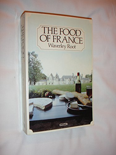 9780333357934: The Food of France (Papermac)
