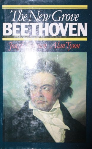 The New Grove Beethoven (New Grove Composer Biography ) (0333358252) by Kerman, Joseph; Tyson, Alan