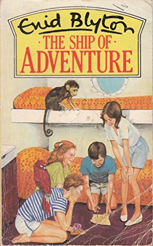 9780333358931: Ship Of Adventure Pr (The Adventure books)