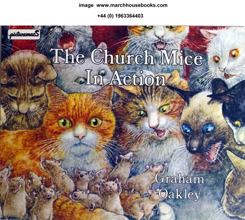 9780333359228: The Church Mice in Action (Picturemacs)
