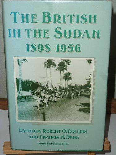9780333361504: The British in the Sudan, 1898-1956 (St Antony's Series)
