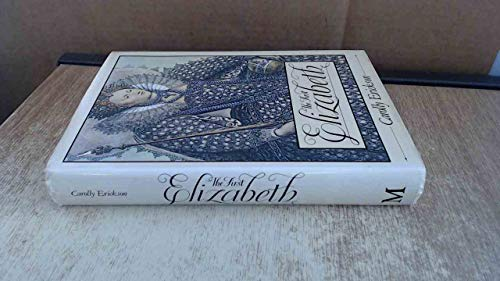 9780333361689: The First Elizabeth