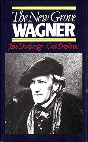 9780333361849: Wagner (New Grove Composer Biography )