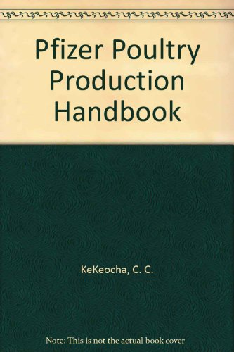 9780333362129: Pfizer Poultry Production Handbook