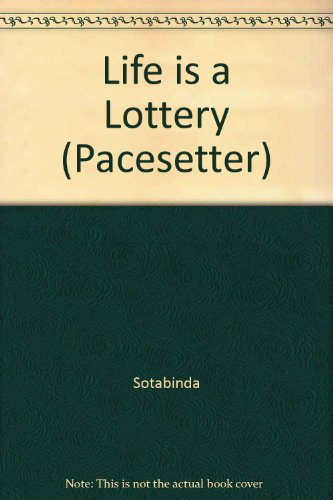 9780333363492: Life is a Lottery (Pacesetter)