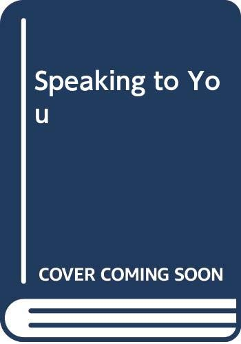Speaking to You (0333363604) by Michael Rosen; David Jackson
