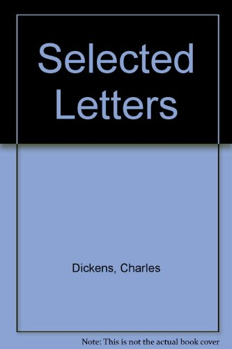 9780333363775: Selected Letters