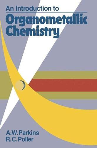 9780333364321: Organometallic Chemistry: An Introduction