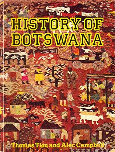 History of Botswana: Tlou, Thomas