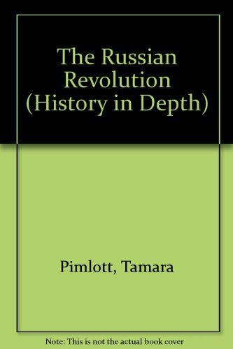 9780333365427: The Russian Revolution (History in Depth)